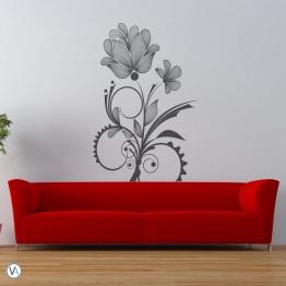Vinilo Floral - FL.51
