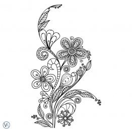 Vinilo Floral - FL.53
